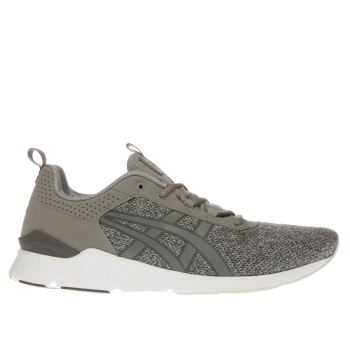 Asics Grey Gel-lyte Runner Trainers