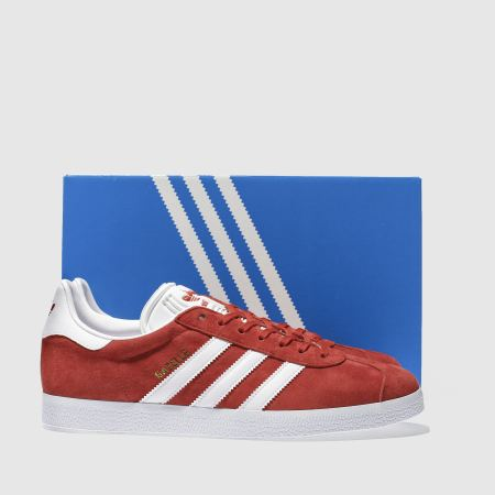 red and blue gazelles