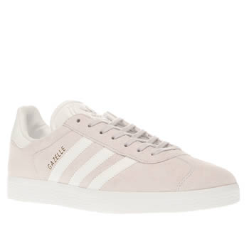 Adidas Powder Pink Gazelle Mens Trainers