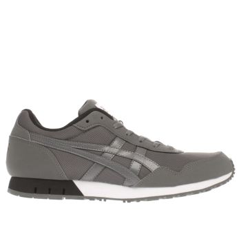 Asics Grey Curreo Trainers
