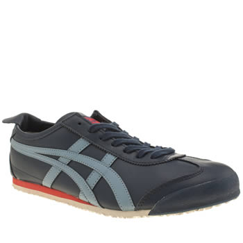 Onitsuka Tiger Blue Mexico 66 Trainers