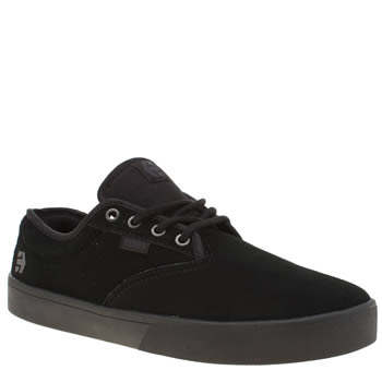 Etnies Black Jameson Sl Trainers