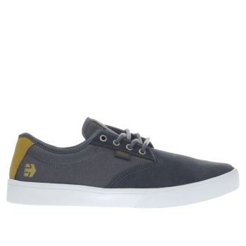 Etnies Grey Jameson Sl Mens Trainers