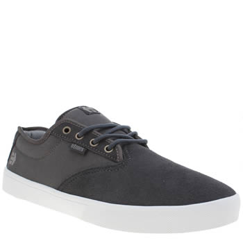 Etnies Dark Grey Jameson Sl Trainers