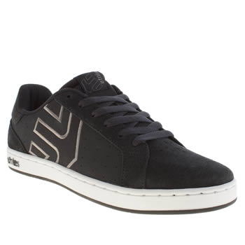 Mens Etnies Navy Fader Ls Trainers