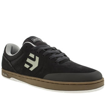 Mens Etnies Navy Marana Trainers