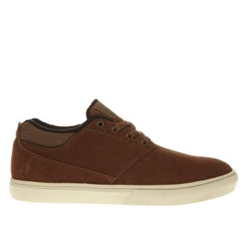 Etnies Brown Jameson Mt Mens Trainers