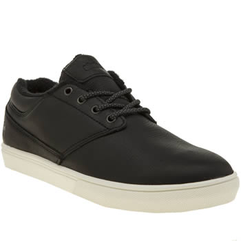 Etnies Black Jameson Mt Trainers