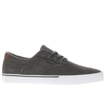 Etnies Grey Jameson Vulc Mens Trainers