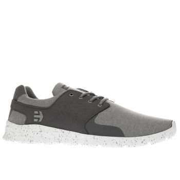 Etnies Grey Scout Xt Mens Trainers