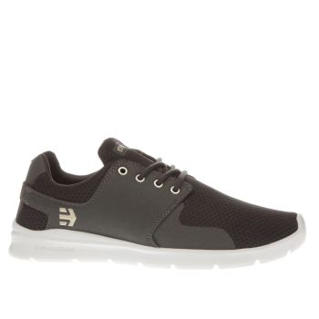 Etnies Dark Grey Scout Xt Trainers