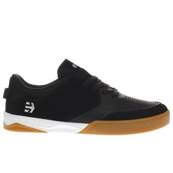 Etnies Black Helix Mens Trainers