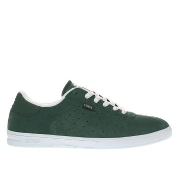 Etnies Dark Green The Scam Trainers