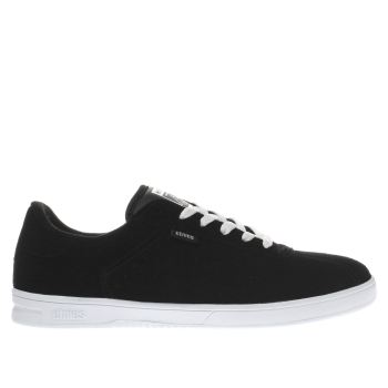 Etnies Black The Scam Trainers