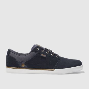 Etnies Navy Jefferson Mens Trainers