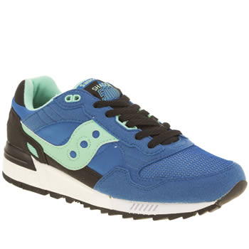 Saucony Blue Shadow 5000 Trainers