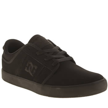 Dc Shoes Black Rob Dyrdek Grand Trainers