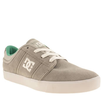Dc Shoes Grey Rd Grand Trainers