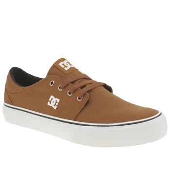 Dc Shoes Tan Trase Tx Trainers