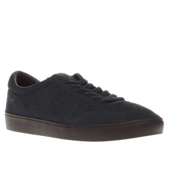 Fred Perry Navy Umpire Mens Trainers