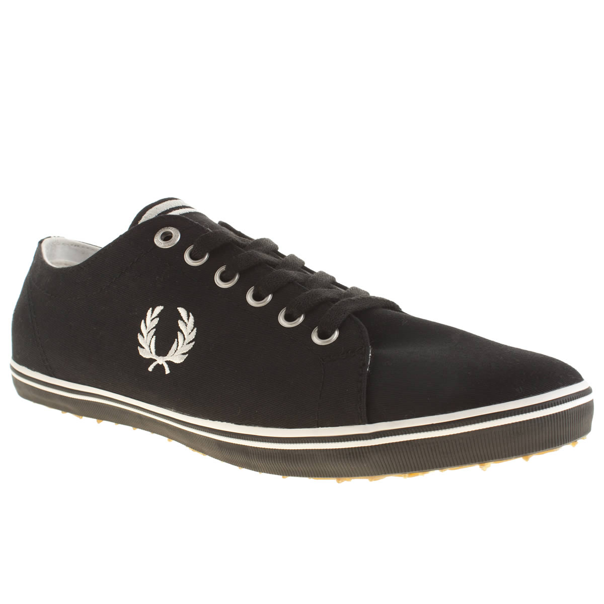 Converse Womens White Fabric Plimsolls Trainers