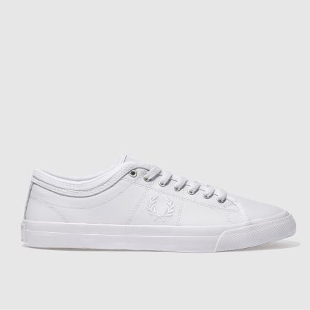 fred perry kendrick tipp leather 1