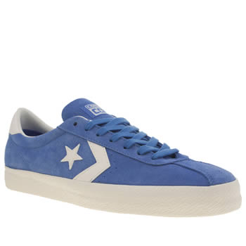 Converse Blue Break Point Trainers