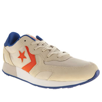 Converse Natural Auckland Racer Trainers