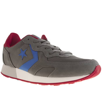Converse Dark Grey Auckland Racer Trainers