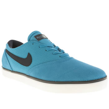 Nike Skateboarding Blue Eric Koston 2 Lr Trainers