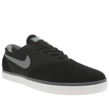 Nike Skateboarding Black Eric Koston 2 Lr Trainers