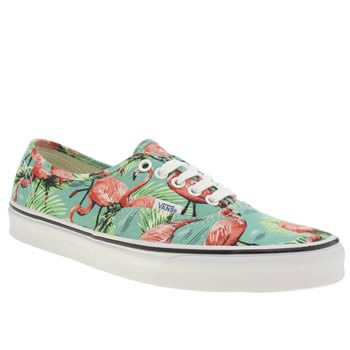 Mens Vans Multi Authentic Van Doren Trainers