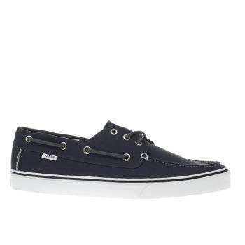 Vans Navy Chauffeur Sf Mens Trainers