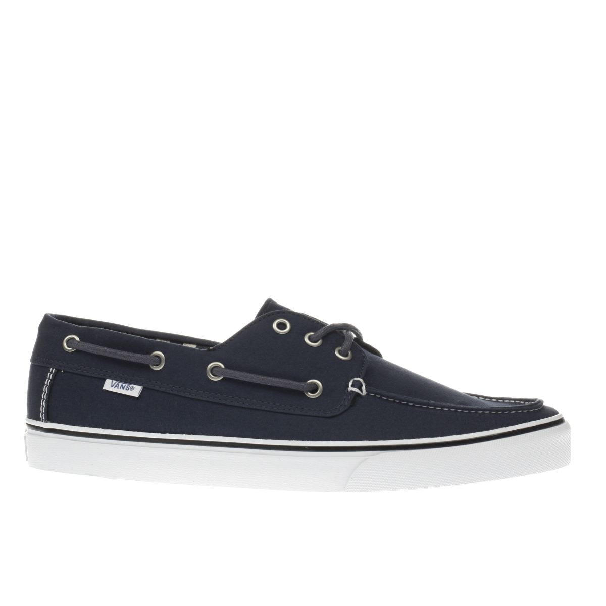 vans navy chauffeur sf trainers