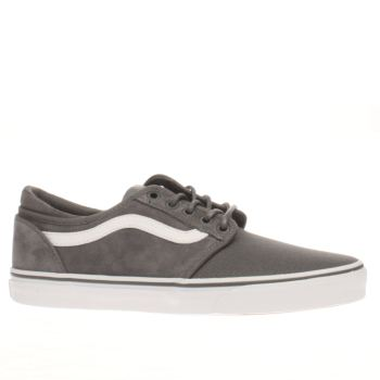 Vans Grey Cordova Trainers