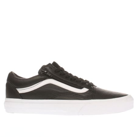 vans old skool zip leather 1
