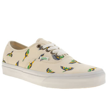 mens vans stone authentic trainers