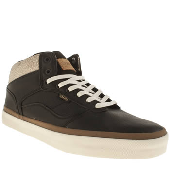 Vans Black Otw Bedford Mens Trainers
