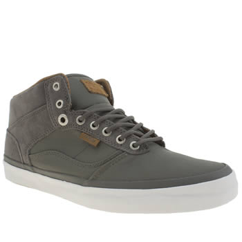 Vans Dark Grey Otw Bedford Trainers