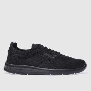 Vans Black Lxvi Iso 1-5 Mens Trainers