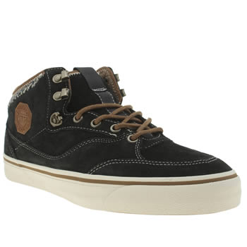 Vans Navy Lxvi Buffalo Boot Mte Trainers