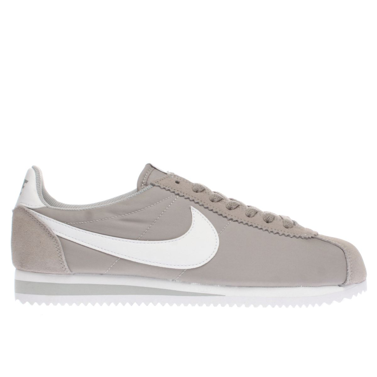 nike cortez leather trainers