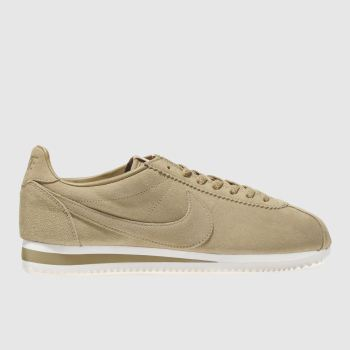 Nike Natural Classic Cortez Se Mens Trainers