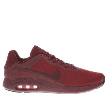 Nike Red Air Max Modern Se Trainers