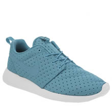 Nike Blue Roshe One Se Mens Trainers
