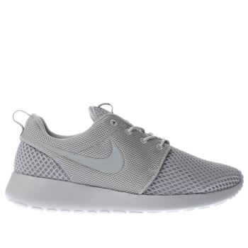 Nike Light Grey Roshe One Se Trainers