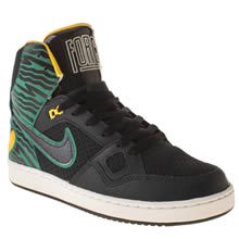 Navy & Green Nike Son Of Force