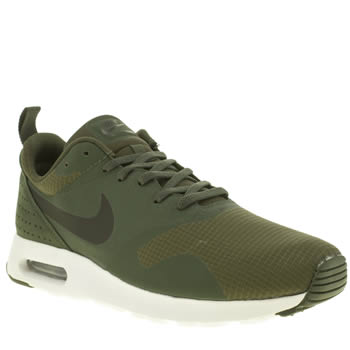 Nike Green Air Max Tavas Trainers