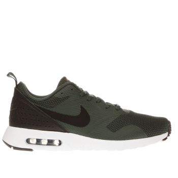 Nike Dark Green Air Max Tavas Trainers