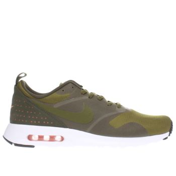Nike Khaki Air Max Tavas Mens Trainers